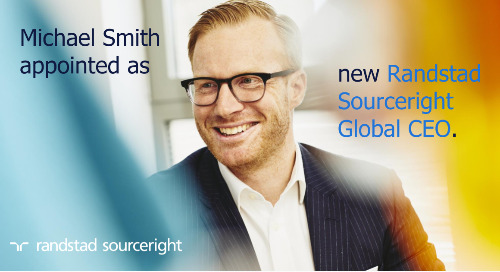 Randstad Sourceright appoints Michael Smith as new Global CEO.