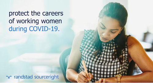 Forbes: protect the careers of working women during COVID-19.