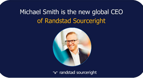 SIA: Randstad Sourceright appoints global CEO.