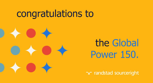 Randstad executives again included in SIA's 2020 Global Power 150 – Women in Staffing list.