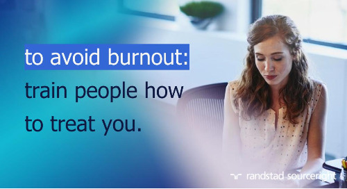 Thrive Global: recognize and avoid burnout.