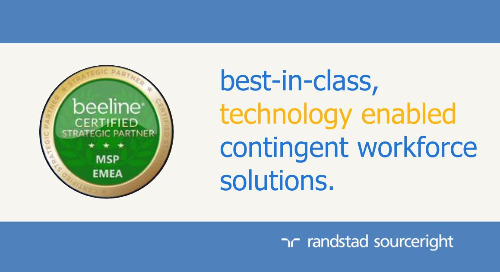 Randstad Sourceright extends Beeline Certified Strategic Partner status to include EMEA.