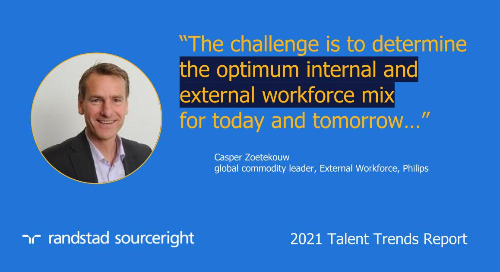 in times of uncertainty, Philips speeds up workforce innovation.