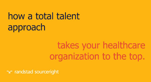 journey to the summit of healthcare talent.