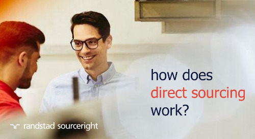 transform contingent labor hiring with direct sourcing and branded talent pools.