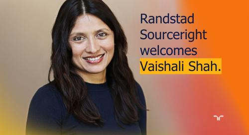 Randstad Sourceright appoints first vice president of diversity & inclusion for MSP.
