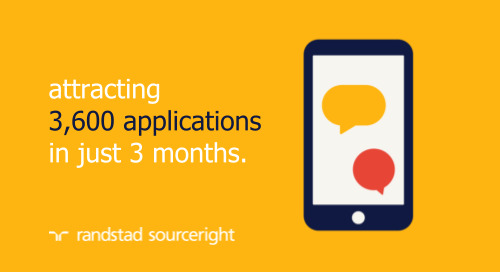 talent marketing case study: mobile video leader increases direct applications.