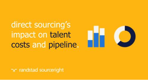 SIA: direct sourcing's impact on costs and talent pipeline.