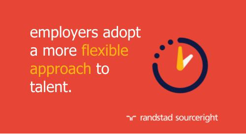 Workplace Insight: employers shifting to flexible work arrangements.