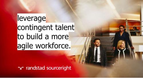 SIA: employers turning to contingent talent during recovery.