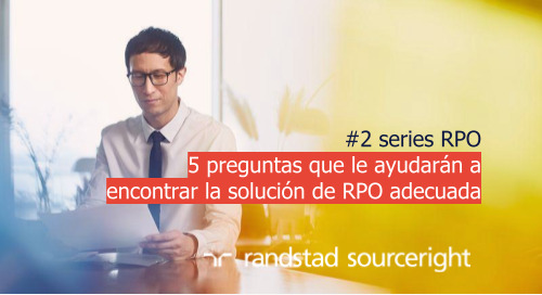 #2 cinco preguntas para ayudarle a encontrar la solución de RPO adecuada | serie RPO
