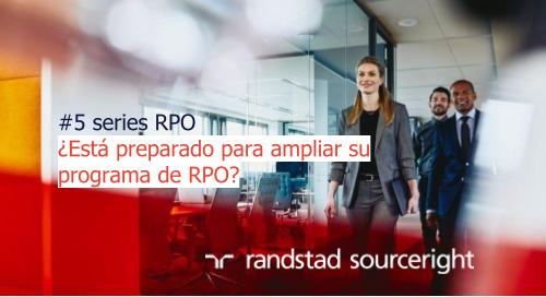#5 ¿Está preparado para ampliar su programa de RPO? | serie RPO