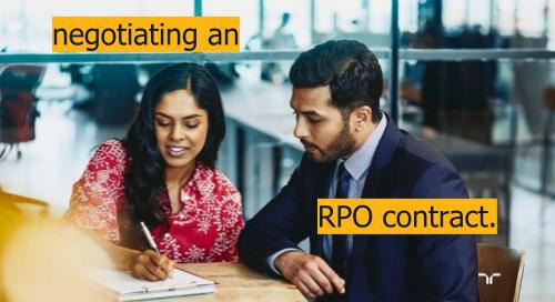 4 tips for negotiating an RPO contract.