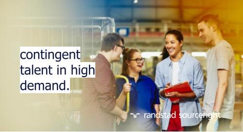 HR Dive: talent demand outpaces supply.