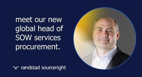 Paul Vincent appointed as global head of services procurement.