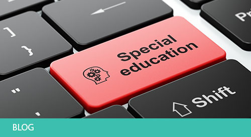 Online Learning Supports Needs of Special Education Students