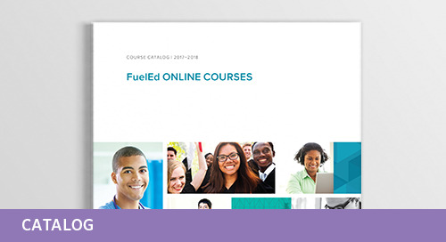 Fuel Education's 2017-2018 Course Catalog
