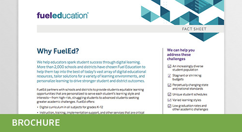 Why FuelEd Flyer