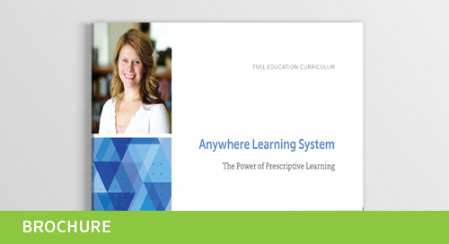 Anywhere Learning System Brochure