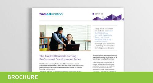 Blended Learning Professional Development Series