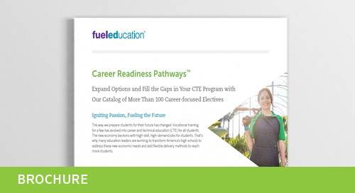 CTE Flyer: Igniting Passion, Fueling the Future