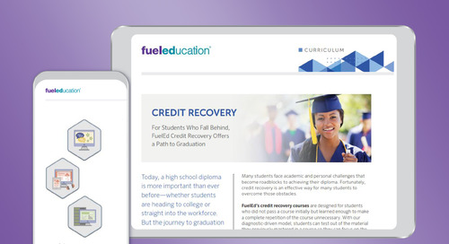 Credit Recovery Brochure