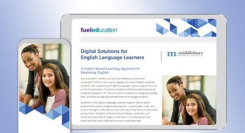 ELL Curriculum Brochure
