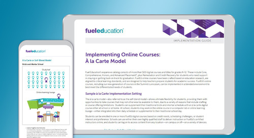 Online Courses Implementation Bundle