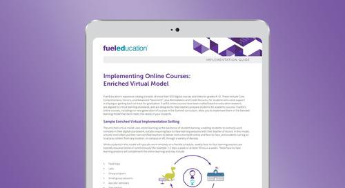 Enriched Virtual Model Program Implementation Guide