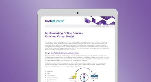 Enriched Virtual Model Program Implementation Guide