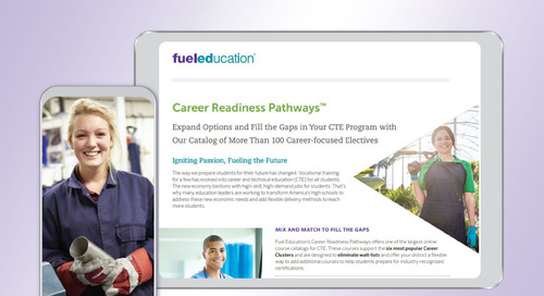 Career Technical Education Flyer