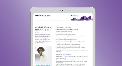 Academic Mentors Services Brochure