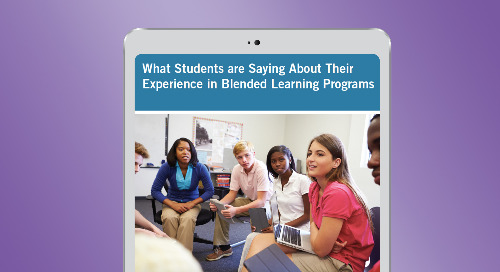 Students' Experiences in Blended Learning Programs