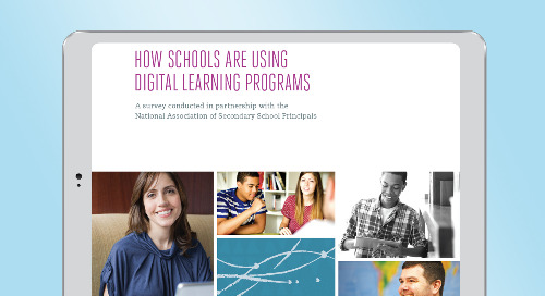 How Schools are Using Online Learning Programs