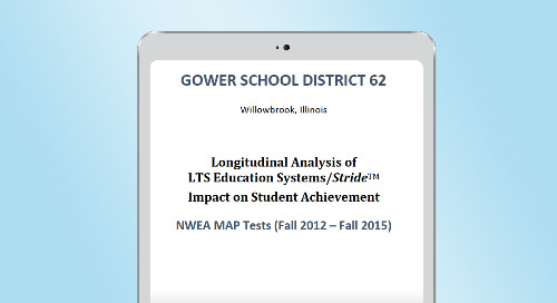 Gower School District Longitudinal Study