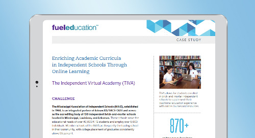 The Independent Virtual Academy Case Study