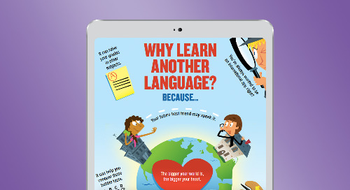 Why Learn Another Language?