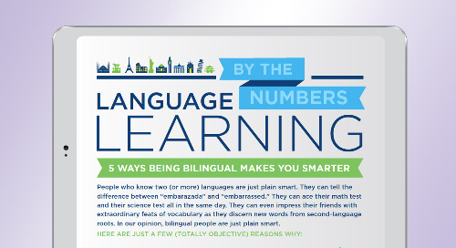5 Reasons Being Bilingual Makes You Smart