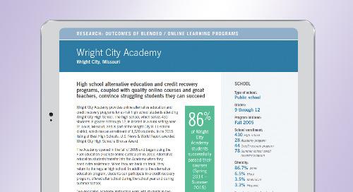 Wright City Academy, MO