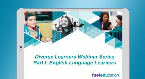 Diverse Learners Webinar Series Part 1