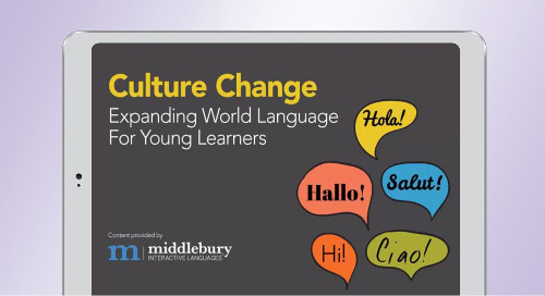 Expanding World Language Offerings
