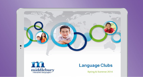 Language Clubs for Second Language Learning
