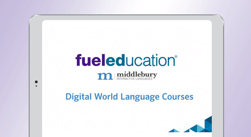 Digital World Languages Solution Video