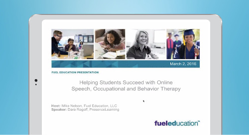 Helping Students Reach Their Full Potential with Online Speech and Behavior Therapy