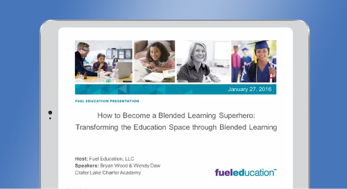 How to Become a Blended Learning Superhero