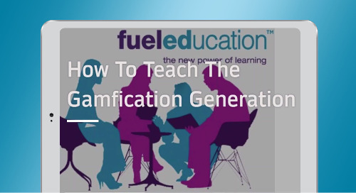 Webinar: How to Teach the Gamification Generation