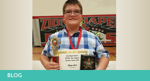 Stride Student Success: Ethan Ard's Story