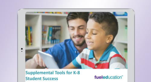 Webinar: Supplemental Tools for K-8 Student Success