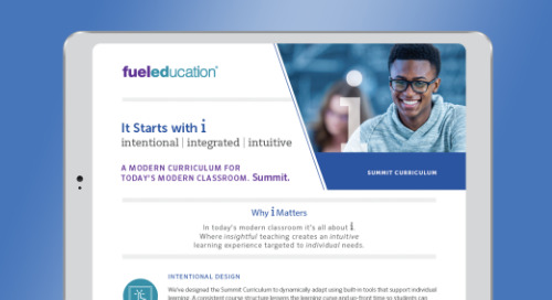 Summit Online Curriculum Brochure