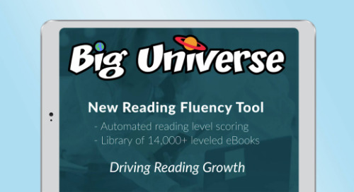 Big Universe Reading Fluency Tool Video
